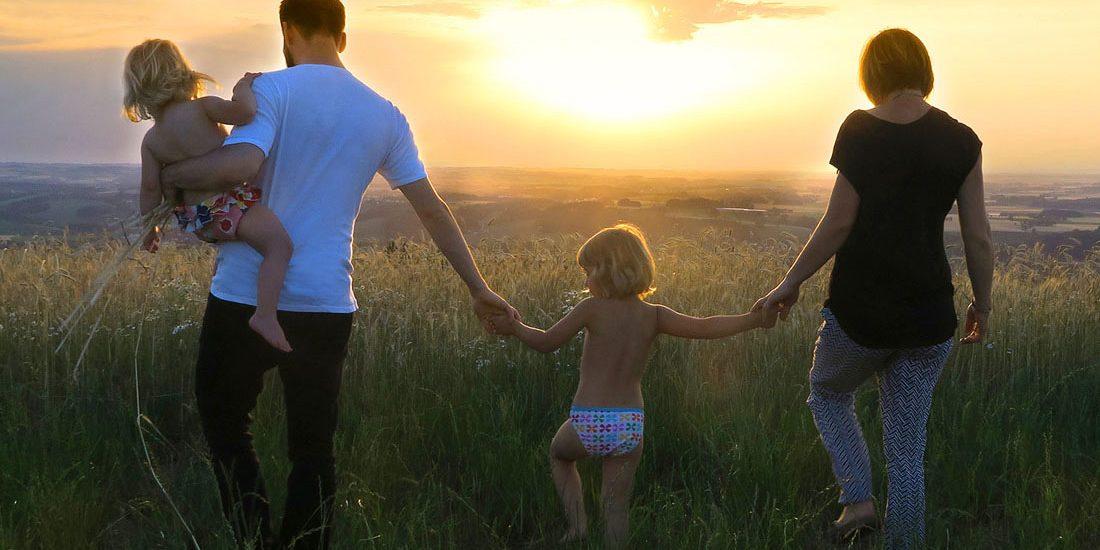 Familie (Bild: fotoilse - die mobile Fotografin in Steyr)