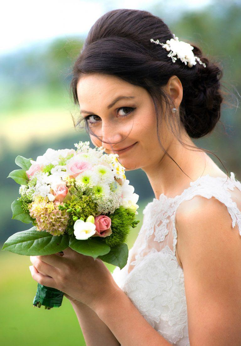 Hochzeitsfotografie Braut