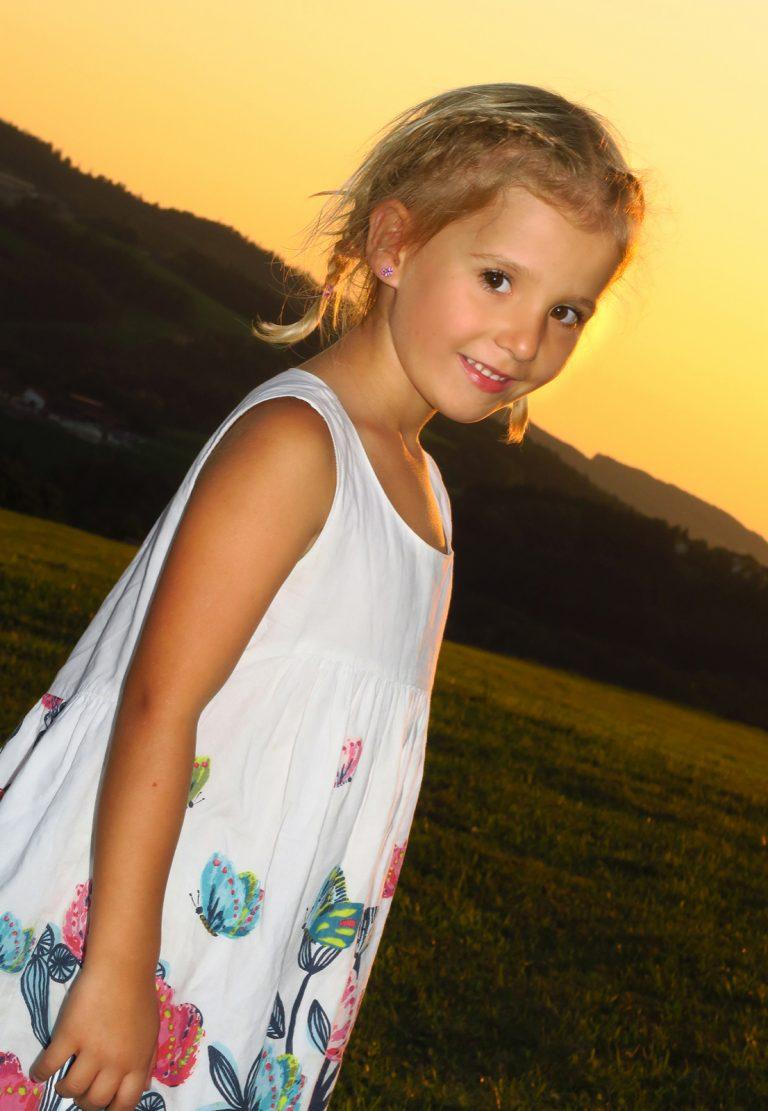 Kinderfotografie Porträtfoto Kind